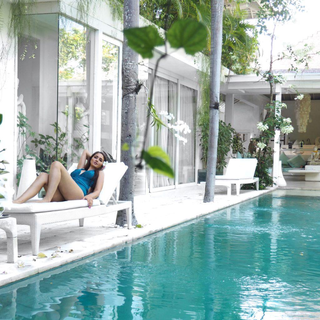 Bali Highlights Puro Blanco Villa