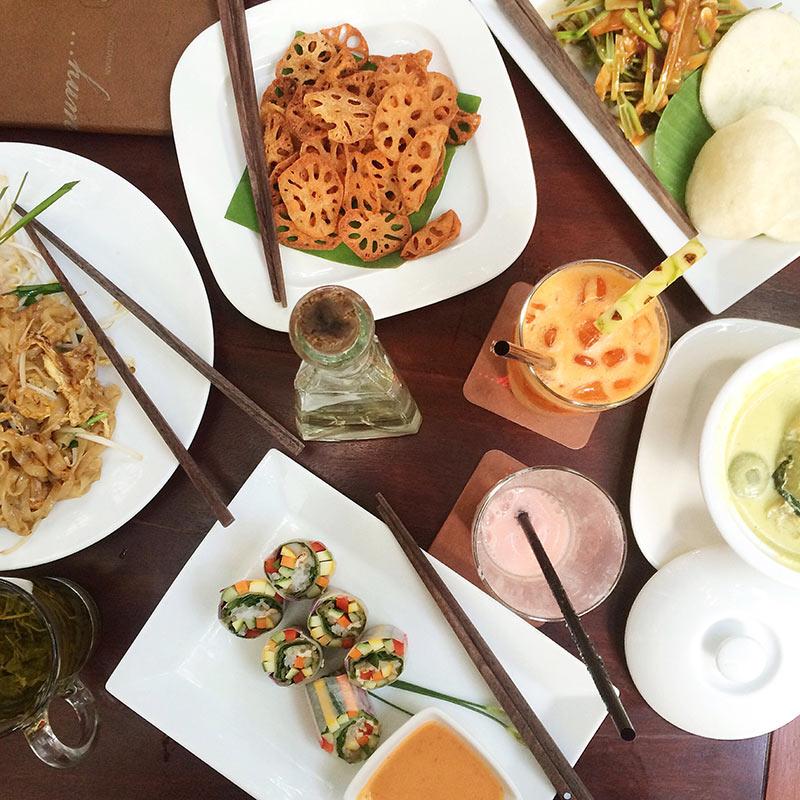 Saigon Lunch Traditional Vietnamese