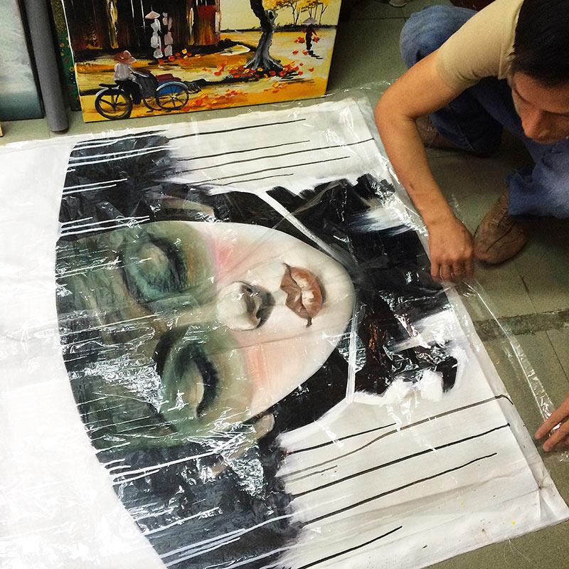 Saigon Painting