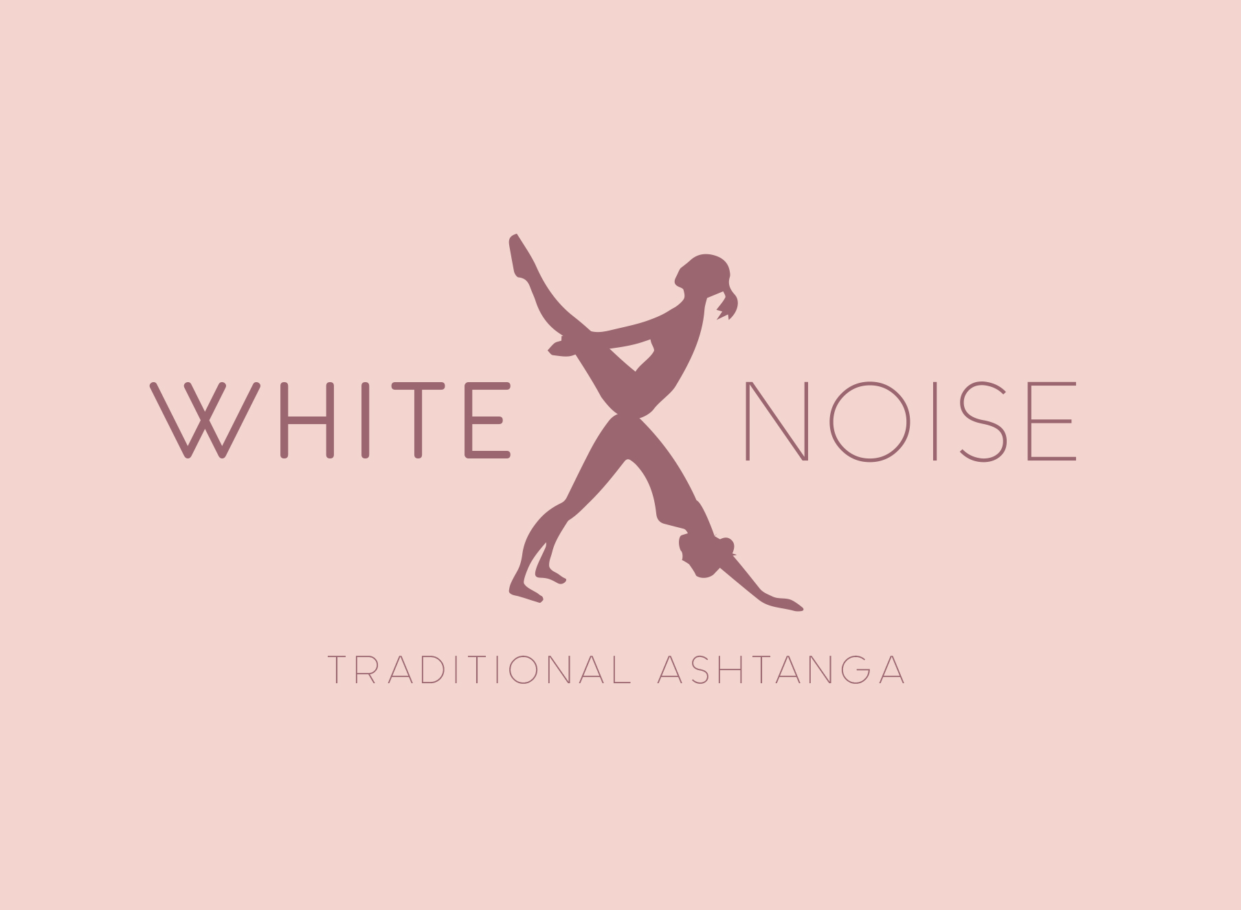 White Noise Logo - Folio