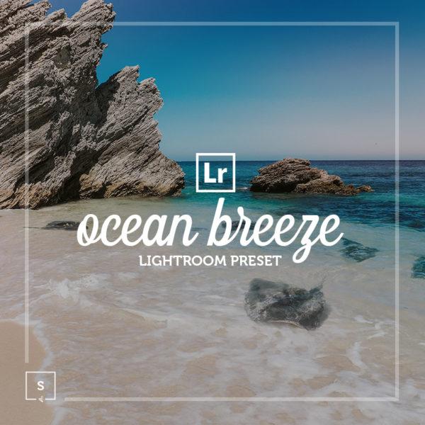 Ocean Breeze Lightroom Preset