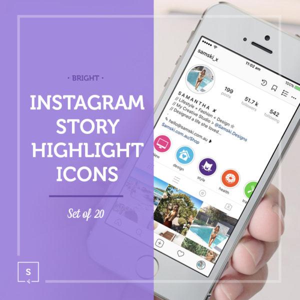 Samski Bright Instagram Story Highlights
