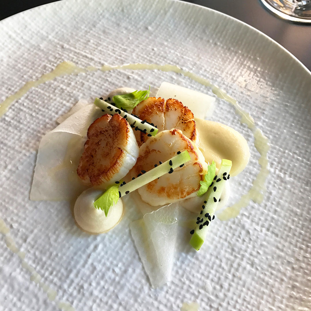 Leeuwin Estate Scallops